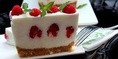 Cheese cake sa malinama - Domaći kuhar