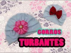 Gorrito, turbante Fácil y Rápido.♥ | Max Q Wapa DIY - YouTube