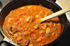 What's Cooking at Richard's ??: Jamaican Ox-tail Stew