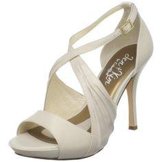 Jen + Kim for Coloriffics Women's Luna Platform Sandal,Ivory,7.5 M US  http://stockz.biz/jen-kim-for-coloriffics-womens-luna-platform-sandalivory7-5-m-us/
