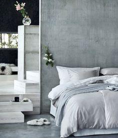 Överkast i tvättat linne   Ljusgrå   Home   H&M SE