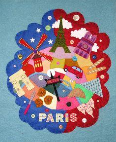 Más tamaños | Paris appliqué | Flickr: ¡Intercambio de fotos!