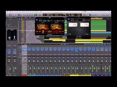 Logic Pro X - Balance, Panning, & Gain Staging