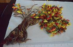 Gnarled Tree Quilled - Unknown quiller