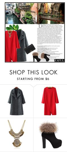 """""""zaful.com lkid=5695 (61)"""" by mell-2405 ❤ liked on Polyvore featuring Balmain and Chanel"""