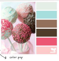 Kids room paint ideas for girls color combos design seeds Best Ideas Design Seeds, Colour Schemes, Color Combos, Color Patterns, Colour Palettes, Coordination Des Couleurs, Color Coordination, Color Pop, Color Bordo
