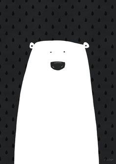 Polar A3 poster