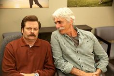 Ron vs. Ron | Parks and Recreation | NBC