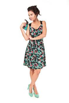 Skunkfunk Spring Summer 2014 collection  Dress: BELATE Wallet: ADA