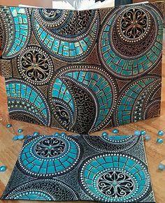 Magic Point - Точечная роспись. Идеи handmade | ВКонтакте