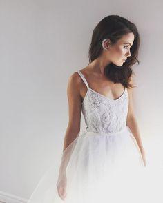 Wedding dress idea; Featured Photographer: Purple Tree Photography