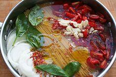 One-Pot Paste Recipe