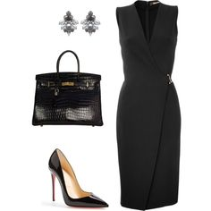 style theory by Helia by heliaamado on Polyvore featuring polyvore, fashion, style, Roberto Cavalli, Christian Louboutin, Hermès, Mawi and clothing