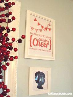 Great Ideas -- 22 Free Holiday Printables!! -- Tatertots and Jello