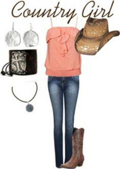 Country girl.... understatement