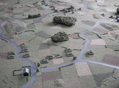 Using interlocking exercise mats to make terrain boards I've been asked to write something about exactly how I made my te...