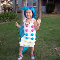 cute little girl costume