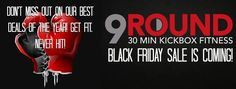 We all know how great we feel since we joined 9Round. Why not share our Black Friday Specials event with your friends! On Black Friday we will also have member specials on select memberships. Merchandise discounts on the MyZone heart monitoring system. #blackfriday #9roundreferral #9roundwaukesha https://www.facebook.com/events/1673746536249673/