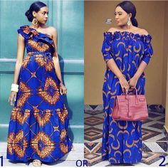100 Latest Trending Ankara And Beautiful Ankara Styles In Vogue For Beautiful Ladies to check out(Updated) Ankara Long Gown Styles, Ankara Styles For Women, Beautiful Ankara Styles, Kente Styles, Ankara Gowns, Ankara Dress, Latest African Fashion Dresses, African Print Dresses, African Print Fashion