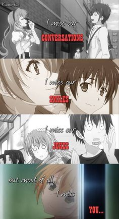 I miss those time! Anime: Golden Time