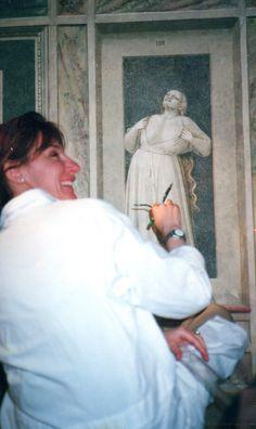 Il restauro della Cappella degli Scrovegni- Conservazione e Restauro- Daniela Bartoletti -Gianluigi Colalucci