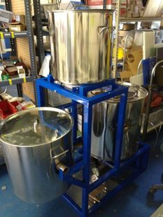 Brewing Systems By Ranpa5 On Pinterest Home Brewery All