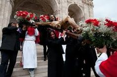 Image result for settimana santa cagliari Holy Week, Bridesmaid Dresses, Wedding Dresses, Holi, Santa, Culture, San Nicola, Celebrities, Italy