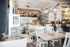 Americana. Forglemmelig restaurantopplevelse på Frogner. #restaurantanmeldelse #restaurantguide #oslorestaurant Oslo, Table Settings, Restaurant, Diner Restaurant, Place Settings, Restaurants, Dining, Tablescapes