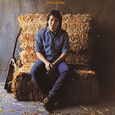 "John Prine: ""John Prine"" (1971) - classic album of poetic country / folk / singer-songwriter music."