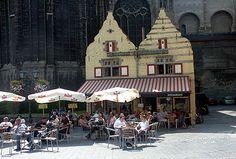 Markt in Oudenaarde