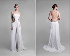 GEMY MAALOUF Bridal  >>  Bridal 2015 jumpsuit