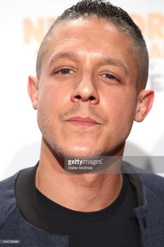 Theo Rossi attends the Opening Night performance of 'New York Spectacular' at the Radio City Music Hall on June 23, 2016 in New York City.