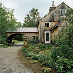 Once an abandoned property in disrepair, this restored farm brings playfulness and vitality to a pastoral Vermont setting.