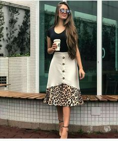 puffy skirt dresses for sale Modest Fashion, Girl Fashion, Fashion Dresses, Cute Skirts, Casual Skirts, Skirt Outfits, Dress Skirt, Modest Dresses, Summer Dresses