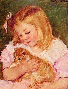 Mary Cassatt -1844-1926
