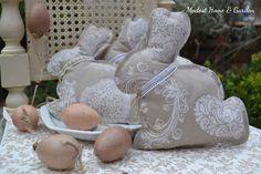 Modest Home & Garden: Nyuszik ajándékba / Bunny as Gift