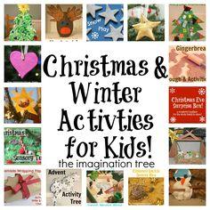 20 christmas activities for kids - Christmas Activities For Kids