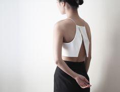 NEW DESIGN : CROP TOP | Maria Van Nguyen