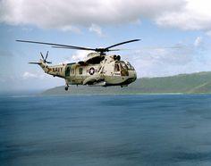 US Navy Sikorsky Sea King. Doit-on encore présenté la livrée de la marine des Etats-Unis ?