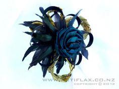 Flax Flowers, Fascinators, Hair Pieces, Wreaths, Weddings, Halloween, Decor, Extensions Hair, Decoration