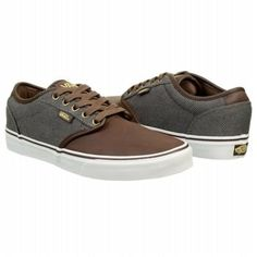 8ad558b532d Change up your style and get comfortable in the Atwood Deluxe Ultra Cush  Sneaker from Vans