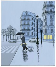 Guy Billout, illustrator