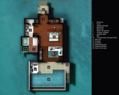 Ocean Haven Floor Plan 1463 Pinterest Maldives Luxury