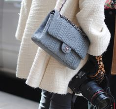 Chanel... forget chanel... the camera :)