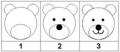 comment dessiner des ours Ours Paddington, Lilies Drawing, Bad Drawings, Petite Section, Classroom Crafts, Number Two, Camping Crafts, Preschool Art, Art Activities