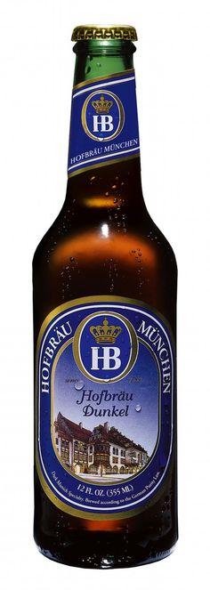 Hofbrau Dunkel - German Dunkel Lager -5.5% alc