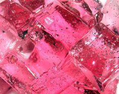 #Pink jello or ice?