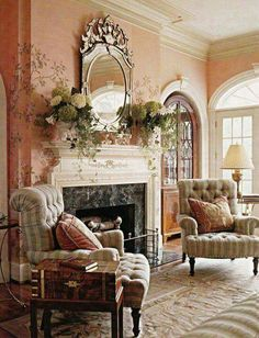 Refined, classic elegance with gorgeous color palette