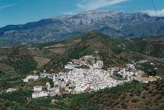 Pueblos-andaluces: Arenas (Málaga)