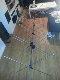 Two DIY dual band antenna's I built for VHF/UHF | ham ...
